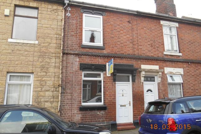 Thumbnail Terraced house to rent in Bright Street, Meir, Stoke-On-Trent
