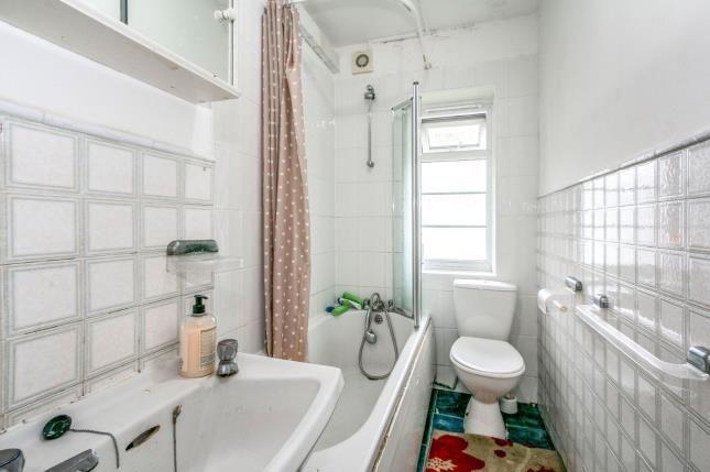 Bathroom of 320 Poole Road, Poole, Dorset BH12