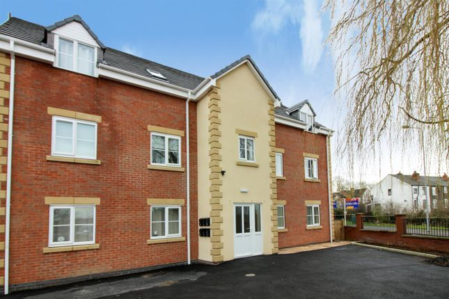 Thumbnail Flat for sale in Arches Close, Awsworth, Nottingham