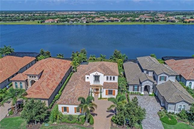 Thumbnail Property for sale in 7413 Haddington Cv, Lakewood Ranch, Florida, 34202, United States Of America