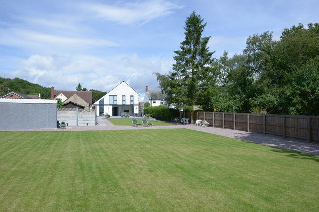 Thumbnail Detached house for sale in Ashover Road, Old Tupton, Chesterfield
