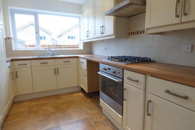 Kitchen of Deans Gardens, Chepstow NP16