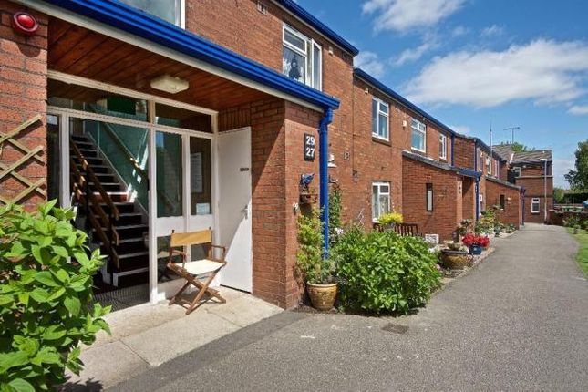 Thumbnail Flat to rent in Central Drive, Calow, Chesterfield