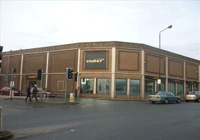 Thumbnail Retail premises to let in Westwood Road (Comet), Valley Bridge Road, Scarborough, North Yorkshire