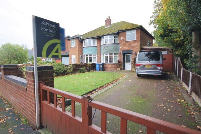 3 bed semi-detached house for sale in Bruche Avenue, Padgate, Warrington