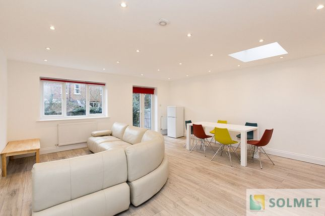 Thumbnail Terraced house to rent in Ellesmere Road, Willesden Green, London