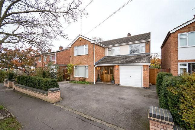 Thumbnail Detached house for sale in John O'gaunt Road, Kenilworth