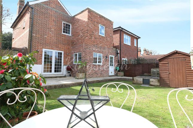 Thumbnail Semi-detached house for sale in The Chase, New Road, Mistley, Manningtree