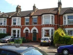 Thumbnail 1 bed terraced house to rent in Elibank, Eltham
