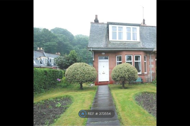 Thumbnail End terrace house to rent in Keith Crescent, Edinburgh