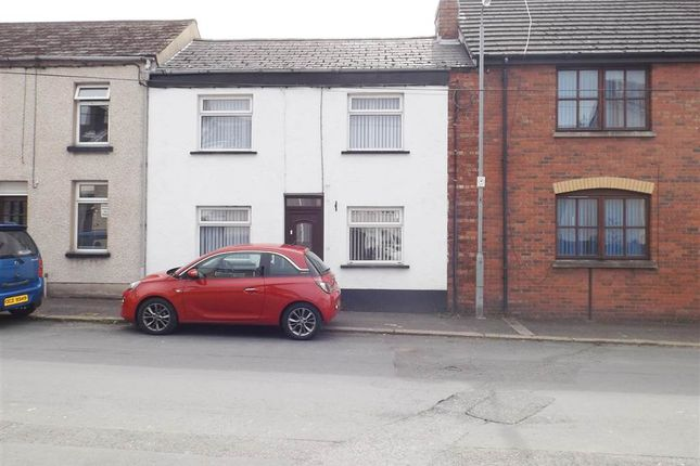 Thumbnail Terraced house to rent in 27, Spencer Street, Holywood