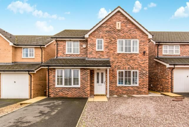 Thumbnail Detached house for sale in Redwood Close, Darcey Lever, Bolton, Greater Manchester