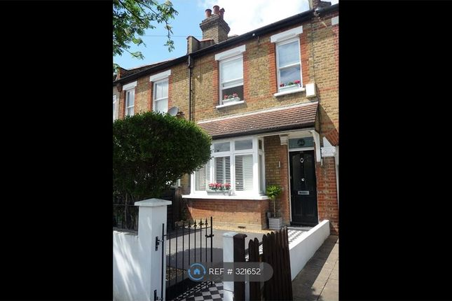 Thumbnail Terraced house to rent in Marlow Road, London