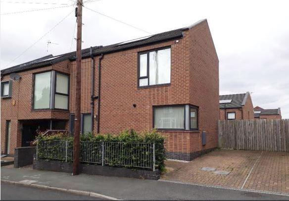 Thumbnail Semi-detached house to rent in Fountain Street, Birkenhead, Wirral, Merseyside