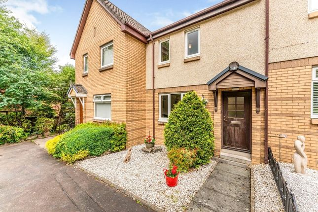 Thumbnail Terraced house to rent in Creteil Court, Falkirk