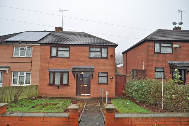 Thumbnail Semi-detached house to rent in Staple Lodge Road, Northfield, Birmingham