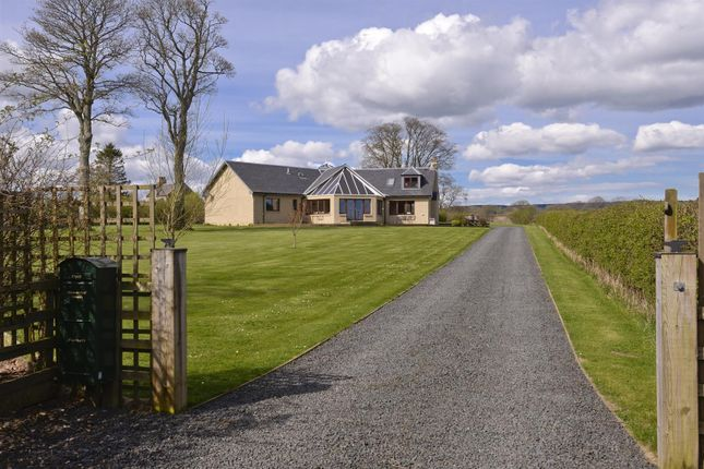 Thumbnail Detached house for sale in Hammerhall Smiddy, Blanerne, Duns