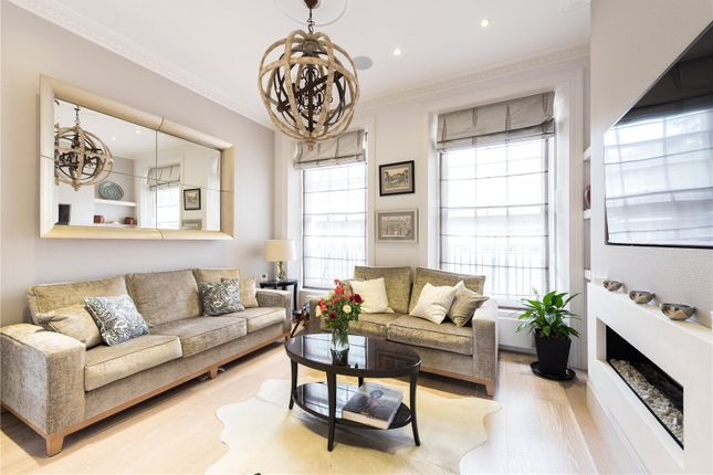 Thumbnail Terraced house for sale in Albany Street, London