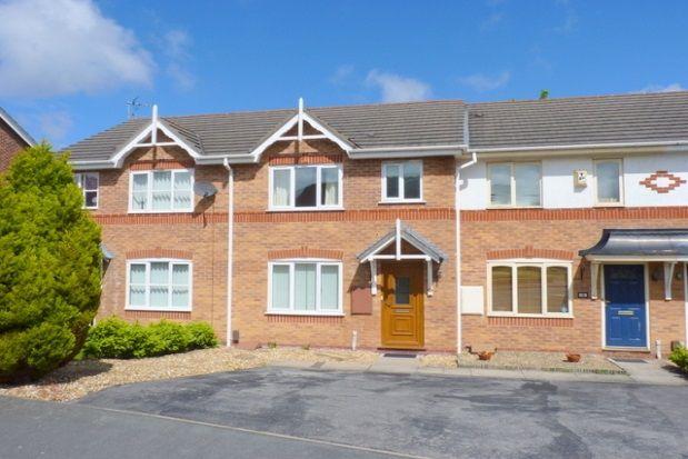 Thumbnail Terraced house to rent in Wilfred Owen Drive, Birkenhead