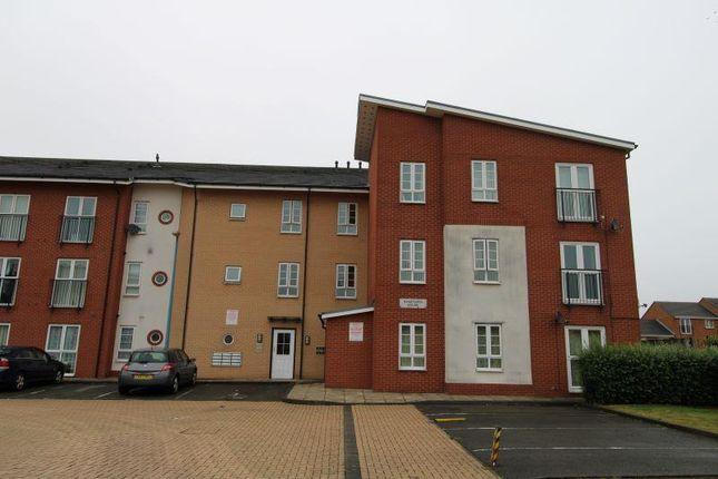 Thumbnail Flat to rent in Kingfisher House, Kingfisher Way, Tipton