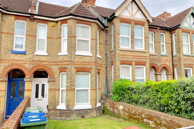 Thumbnail Terraced house for sale in Shakespeare Avenue, Portswood, Southampton