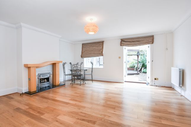 Thumbnail Terraced house to rent in King George Street, London