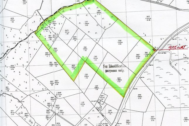 Land At Llainganol Plan801