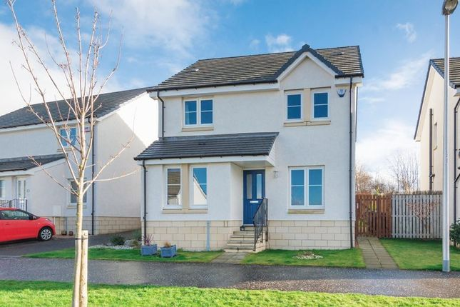 Thumbnail Detached house for sale in 89 Easter Langside Crescent, Dalkeith, Midlothian