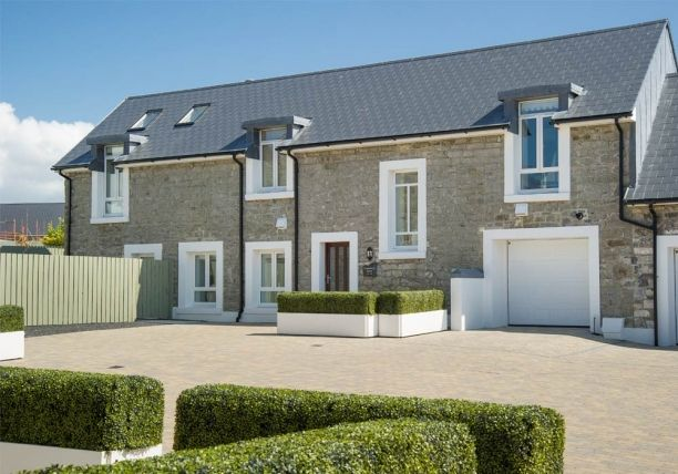 Thumbnail Property for sale in Knock Rushen, Castletown