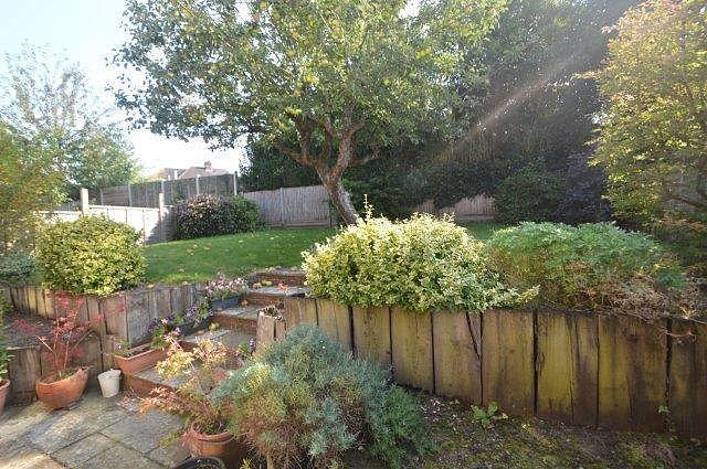 Garden of Wheeler Lane, Witley, Godalming GU8