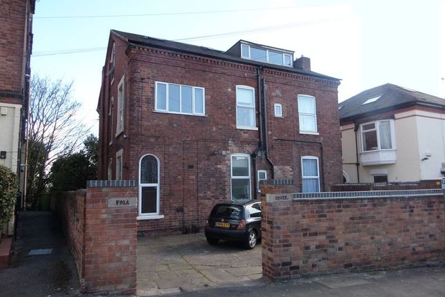 Thumbnail Flat to rent in Maple Court, Park Road, Nottingham
