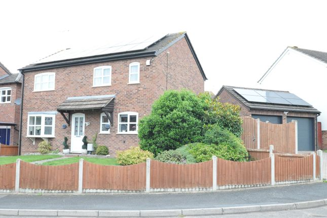 Thumbnail Detached house for sale in Welland Close, Droitwich, Worcestershire