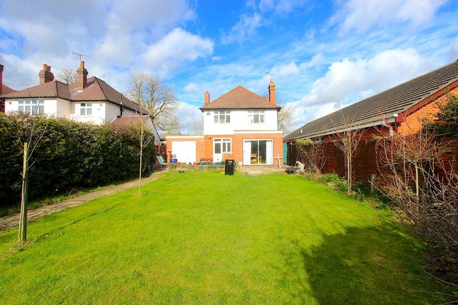 Thumbnail Detached house for sale in Forest, Wardens Walk, Leicester Forest East, Leicester