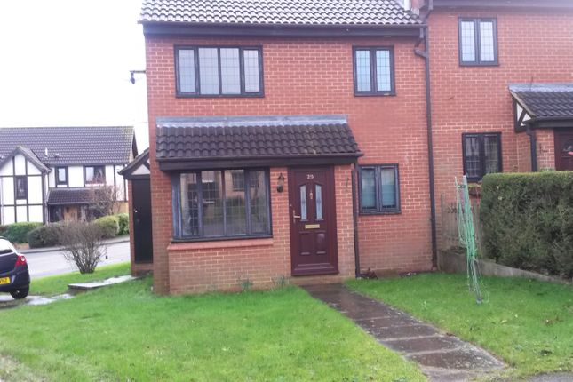 Thumbnail Semi-detached house to rent in Perrymead, Luton