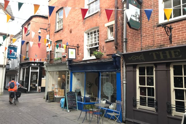 Thumbnail Commercial property for sale in Church Street, Hereford