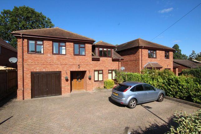 Thumbnail Detached house for sale in Simons Lane, Wokingham