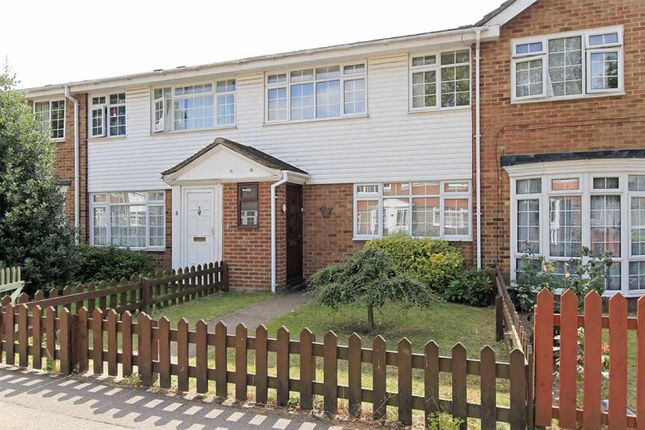 Thumbnail Terraced house to rent in Honeysuckle Court, Murston, Sittingbourne