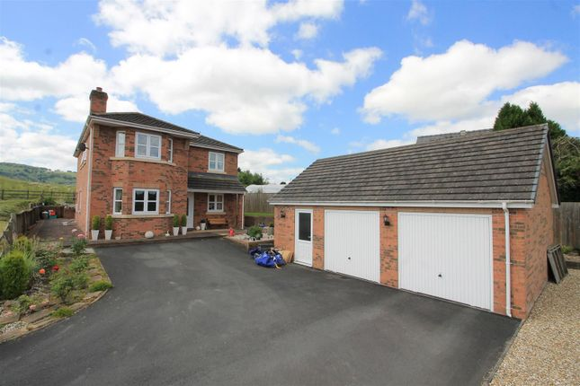 Thumbnail Detached house for sale in Cilmery, Builth Wells