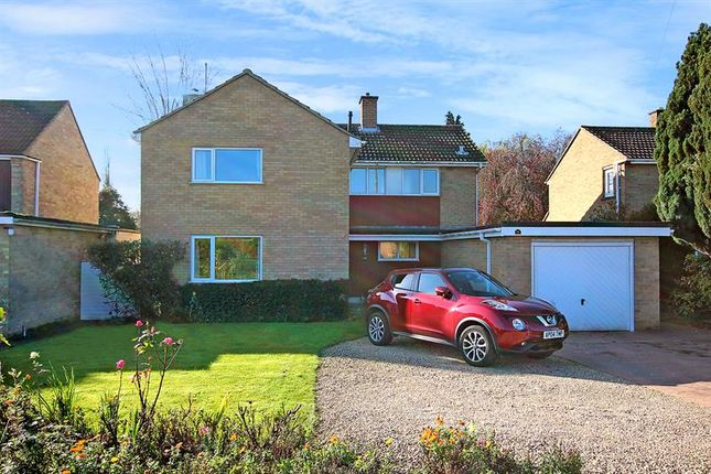 Thumbnail Detached house for sale in Woodlands Road, Witney