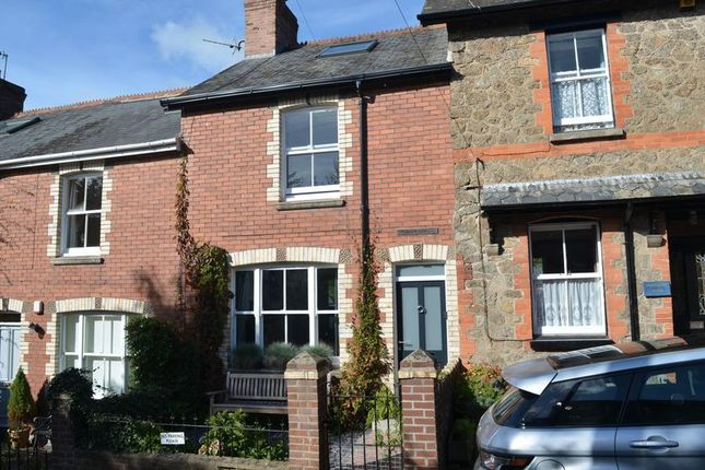 Thumbnail Terraced house for sale in Lustleigh, Newton Abbot