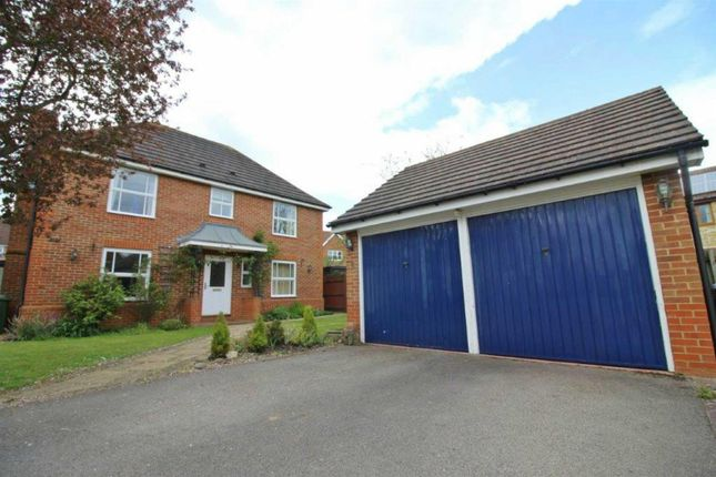 Thumbnail Detached house to rent in Carnweather Court, Tattenhoe, Milton Keynes