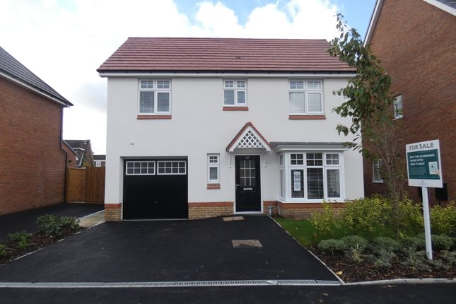 Thumbnail Detached house for sale in Bude Avenue, Sutton Leach, St. Helens