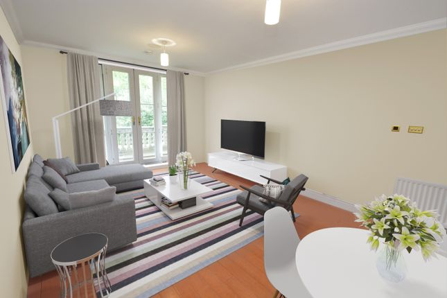 Thumbnail Flat for sale in Chapman Square, London