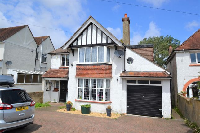 Thumbnail Detached house for sale in Kings Drive, Eastbourne