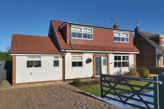 3 bed detached house for sale in Littlefield Lane, Marshchapel, Grimsby DN36