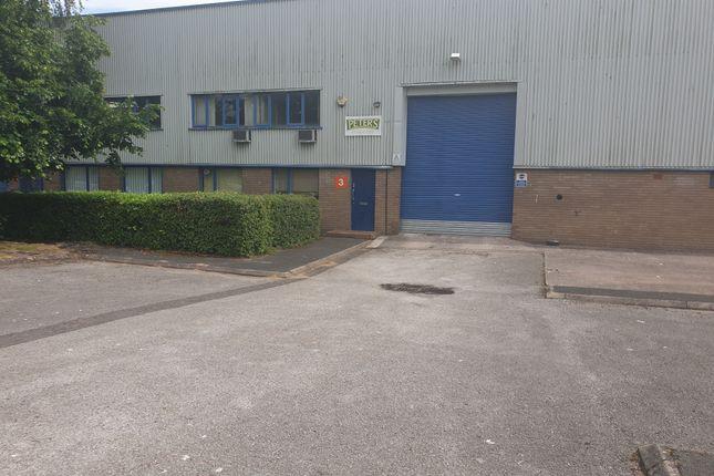 Thumbnail Industrial to let in Tatton Court, Kingsland Grange, Warrington