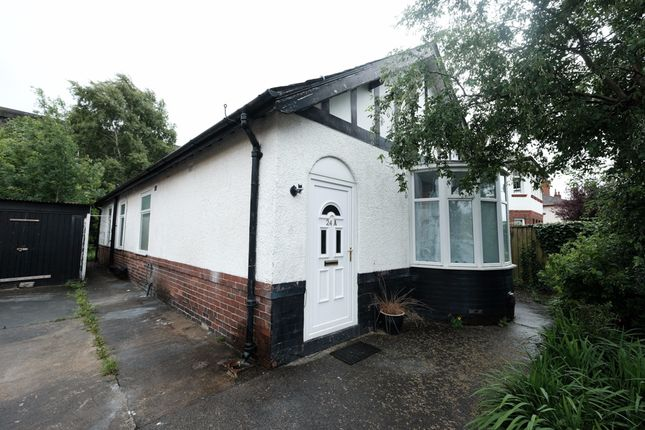 Thumbnail Bungalow to rent in Duchy Avenue, Fulwood, Preston