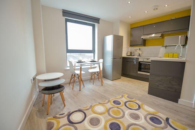 Thumbnail Flat to rent in 19 Cavendish Street, Sheffield