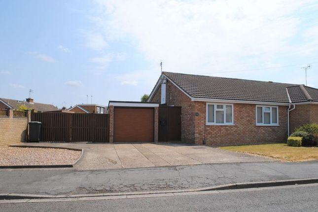 Thumbnail Bungalow for sale in Ashby Drive, Rushden