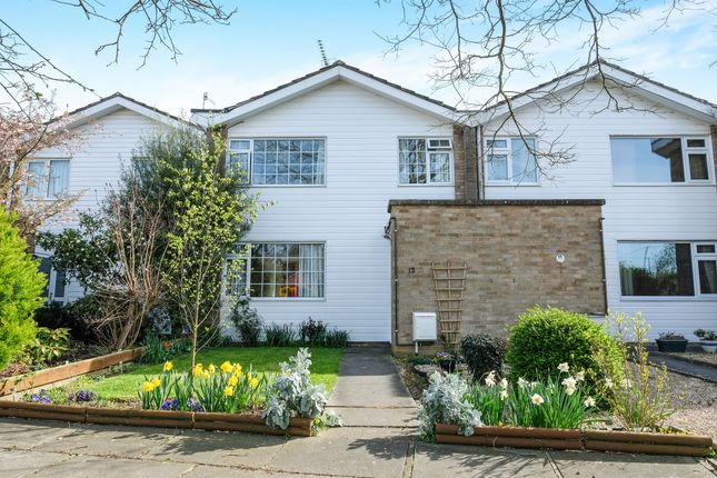 Thumbnail Terraced house for sale in Edward Fitzgerald Court, Woodbridge